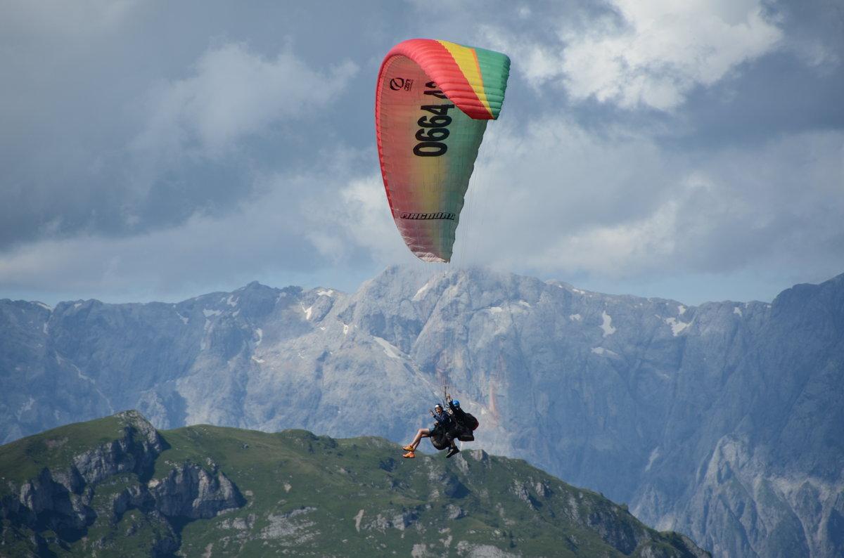 Höhenflug incl. Fotos & Video