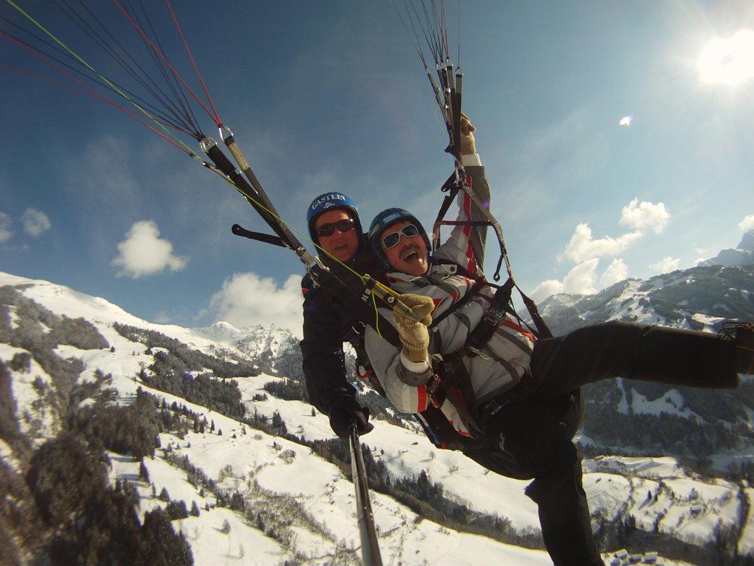 Adrenalinflug